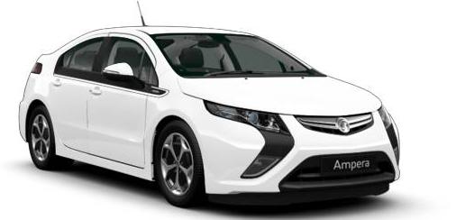 Opel Ampera Elektrischeauto Com