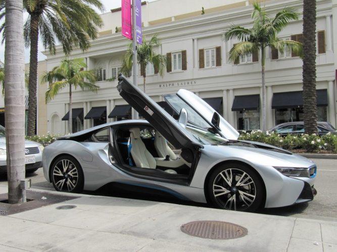 Productie BMW i8 verdubbeld