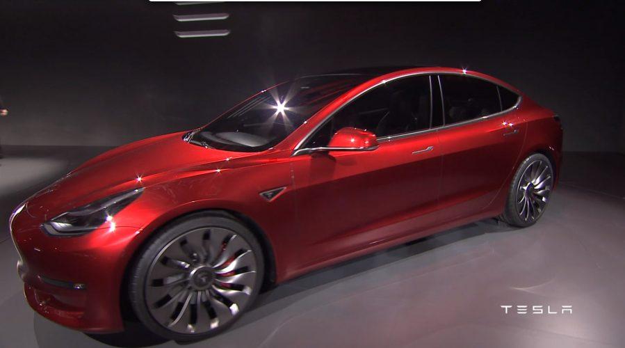 Nieuwe Tesla Model 3 Is Een Revolutionaire Auto Vraag Is