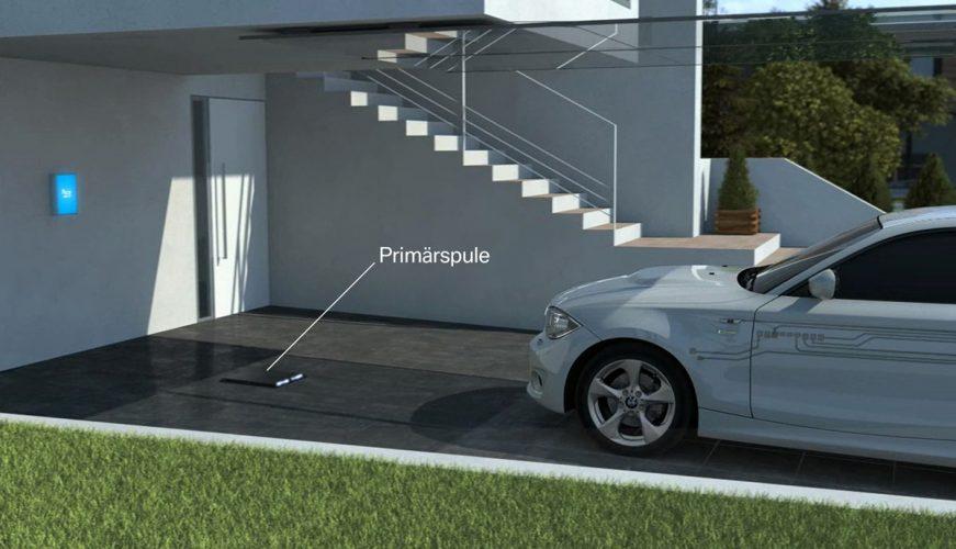 Hoe Werkt Draadloos Opladen Van Elektrische Auto S