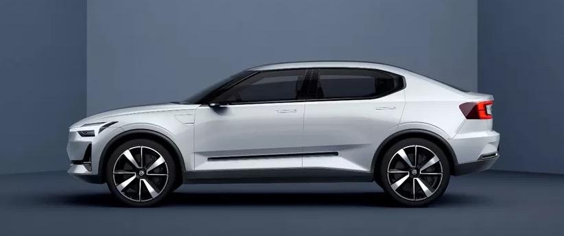 Volvo's eerste elektrische auto komt 2019 met 100 kWh batterij