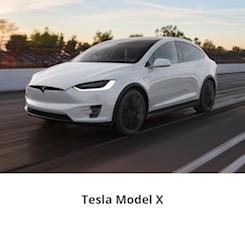 Video Tesla Model X