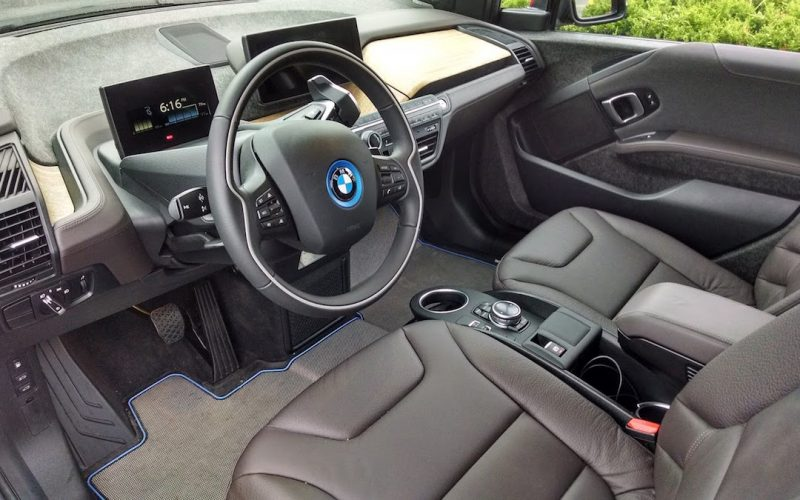Bmw i3 interieur elektrischeauto com for Interieur i3