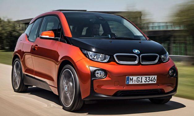 BMW i3 – 2014