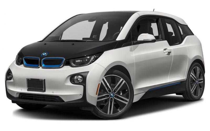 BMW i3 wit