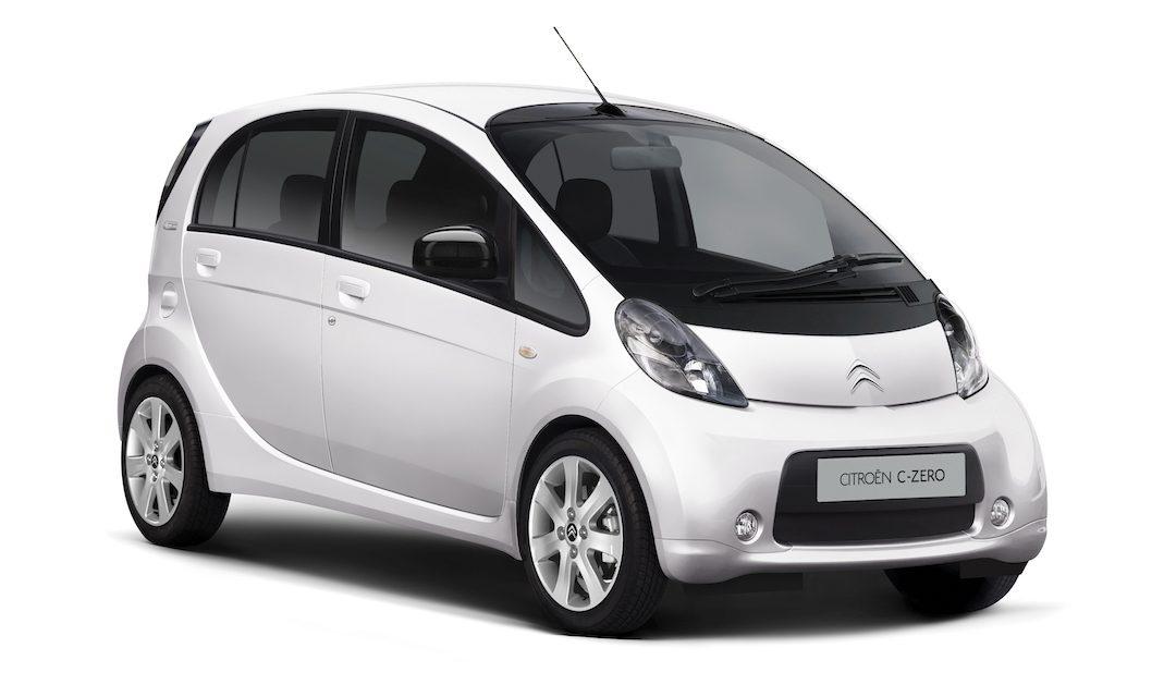 Citroen C Zero 2014 Een Prima Volledig Elektrische Auto