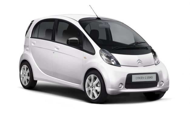 De Citroën C-Zero 2014 – volledig elektrisch genieten