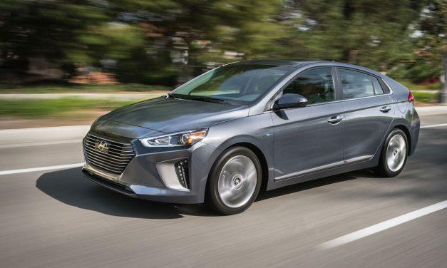Hyundai IONIQ 2017 review – volledig elektrische Hyundai