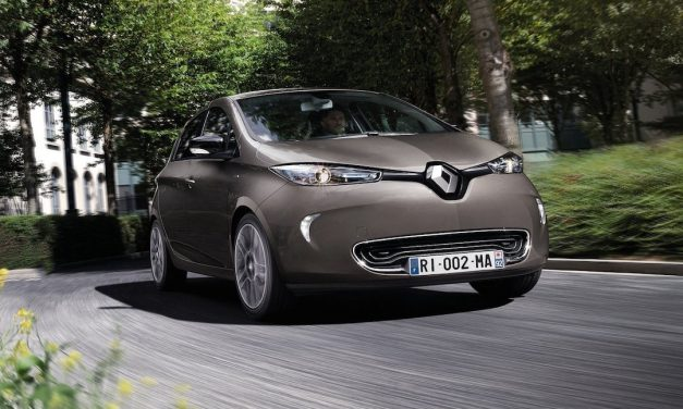 Renault Zoe 2017 review