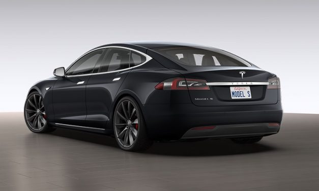 Tesla Model S P100D – het techno beest van Tesla
