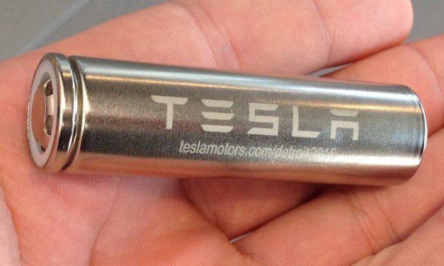 Tesla: type 2170 batterijen goedkoper en krachtiger