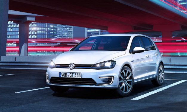 Volkswagen Golf GTE 2017 review