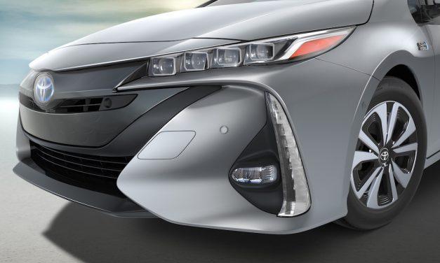 Toyota komt met een volledig elektrische auto