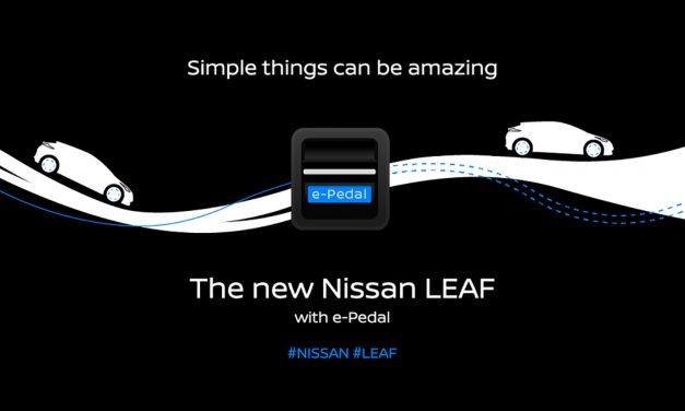 Nissan Leaf 2018 – de nieuwste generatie van de Nissan Leaf