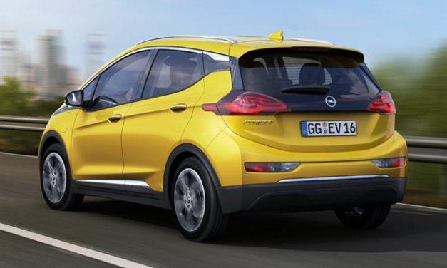Opel Ampera E – een serieuze elektrische auto voor Opel?