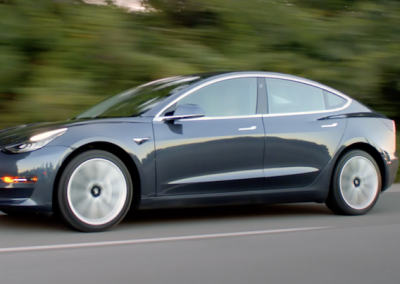 Specificaties Tesla Model 3 officieel