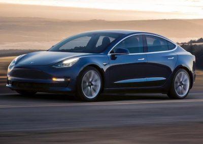 Tesla Model 3 Informatie