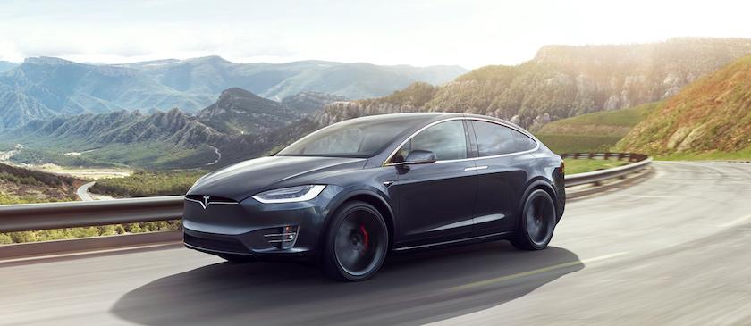 Prijs Model X verlaagd – meer opties standaard