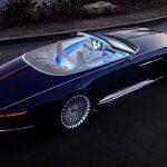 Vision Mercedes Maybach 6 Cabriolet – nieuw concept van Mercedes