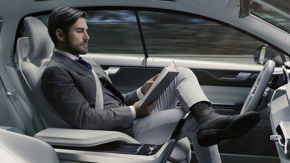 Autonoom rijden Intel Mobileye