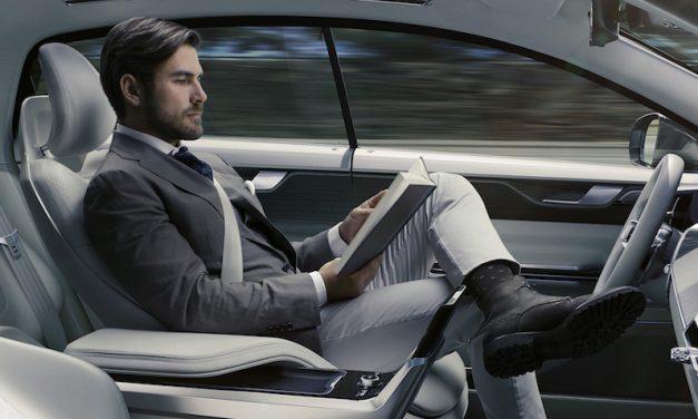 Zelfrijdende auto dichterbij door samenwerking Intel en Mobileye
