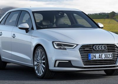 Audi A3 e tron Model