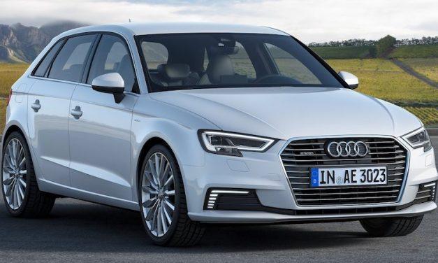 Audi A3 e tron specificaties en prijs