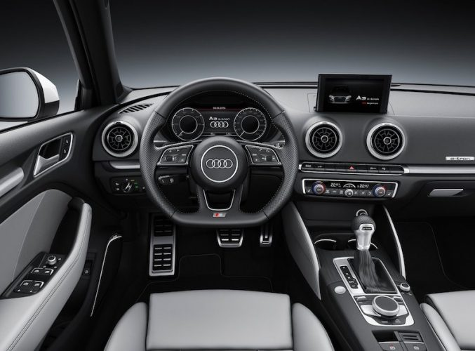 audi a3 e tron interieur licht elektrischeauto com. Black Bedroom Furniture Sets. Home Design Ideas