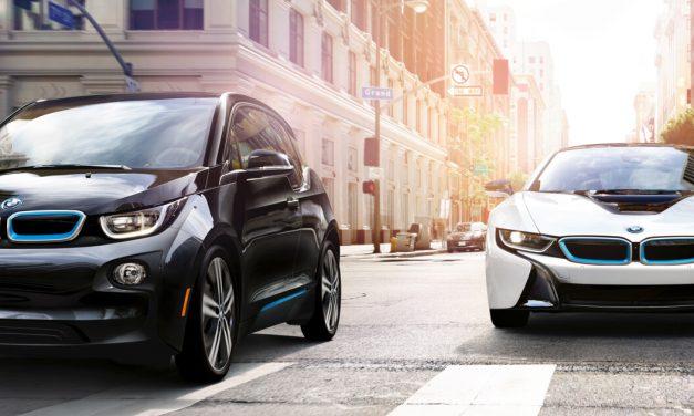 BMW: 12 volledig elektrische auto modellen, sommigen met 700 km bereik
