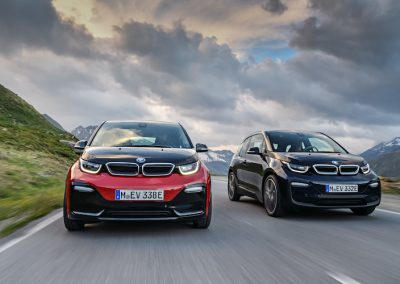 BMW i3 2018 samen