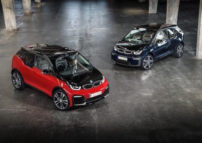 BMW i3 boven
