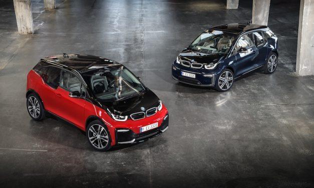 BMW i3s specificaties en prijs