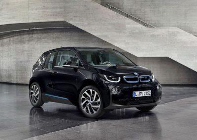 BMW i3 zwart