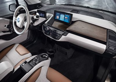 BMW i3s dashboard