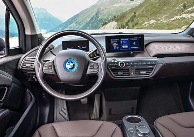 BMW i3s interieur voor