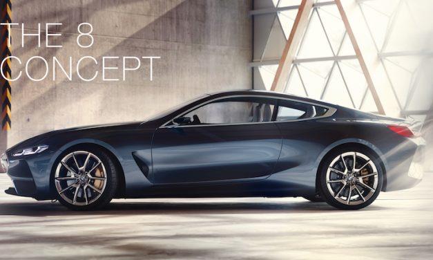 BMW positioneert BMW i8 en BMW i8 Roadster naast de BMW 7-serie