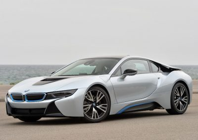 BMW i8 plug-in hybride 10