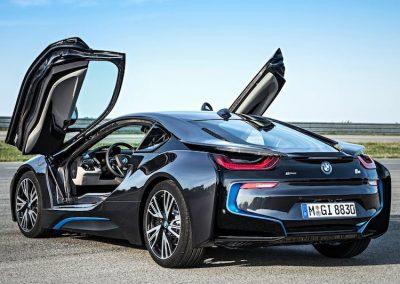 BMW i8 plug-in hybride 12