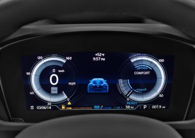 BMW i8 plug-in hybride 4