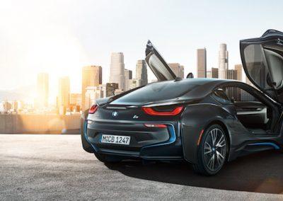 BMW i8 plug-in hybride 6