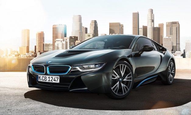 BMW i8 specificaties en prijs