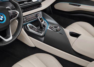 BMW i8 plug-in hybride 8