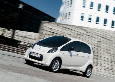Citroën C-Zero voor