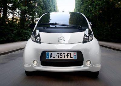 Citroën C-Zero voorkant