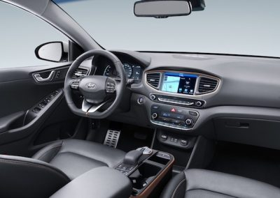 Hyundai IONIQ Electric interieur 2