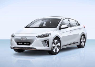 Hyundai IONIQ Electric voor