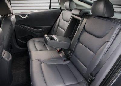 Hyundai IONIQ Plug-in achterbank