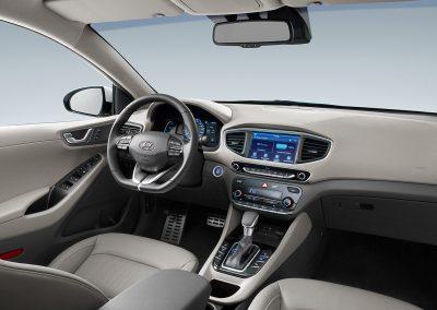 Hyundai IONIQ Plug-in interieur