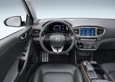 Hyundai IONIQ Plug-in interieur voor