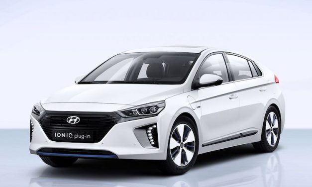 Hyundai IONIQ Plug-in hybride – specificaties en prijs